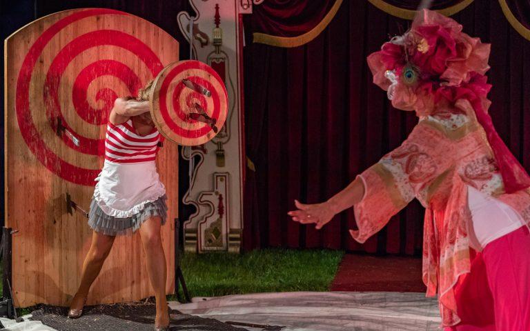 evenement fotografie van een circus